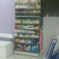 Photo taken at Europa Pharmacy by Sevda G. on 10/7/2015