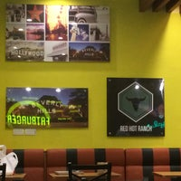 Photo taken at Fatburger by Adeel Z. on 5/9/2016
