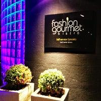 Foto tomada en Fashion Gourmet Bistrô por Haroldo F. el 1/31/2013