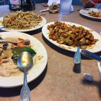 Photo Taken At Zen Asian Diner By Catherine C. On 3/24/2017 ...