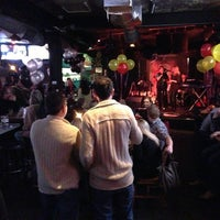 Photo taken at Cafe Boogaloo by Thomas M. on 1/27/2013