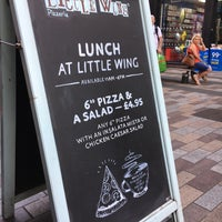 Photo taken at Little Wing Pizzeria by Elina G. on 9/2/2017