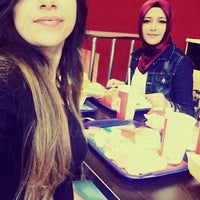 Photo taken at burger king dikmen by Ayşegül K. on 6/12/2015