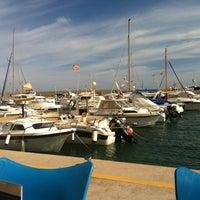 Photo taken at El Rincón del Puerto by Ignacio G. on 10/15/2013