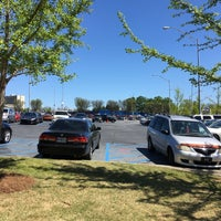 Photo taken at Delta Medallion Lot Braves Parking by Kelly C. on 4/4/2016