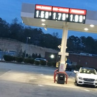 Photo taken at Kroger Fuel Center by Kelly C. on 2/21/2016