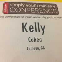Photo taken at Simply Youth Ministry Conference by Kelly C. on 10/10/2016