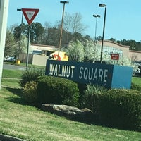 Photo taken at Walnut Square Mall by Kelly C. on 3/15/2016