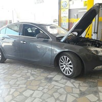 Photo taken at Opel Akat Servis 2 by Emre S. on 7/2/2016