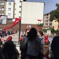 Photo taken at 29 Ekim İlkokulu by Özlem T. on 4/23/2016