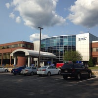 Photo taken at EMC Corporation by Carlos H. on 7/18/2014