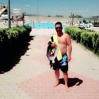 Photo taken at niğde aqua park by Ergin B. on 6/29/2017