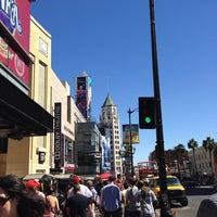 Photo taken at Hollywood by Viktoriya K. on 9/26/2013