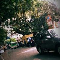 Photo taken at Regina Pacis Bogor by Vin's R. on 5/6/2014