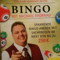 Photo taken at Spielbank Hannover im RP5 by Philipp T. on 2/2/2016