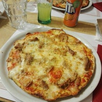 Photo taken at Antica Pizzeria Fratelli Ricci Est! Est!! Est!!! by Jere K. on 7/14/2016