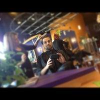 Photo taken at Adora AVEDA Salon by Owen H. on 12/10/2012