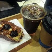 Photo taken at FIKA Swedish Coffee Break by Katie K. on 9/26/2014