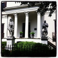Photo taken at Telfair Museums' Telfair Academy by Tracy R. on 7/18/2013