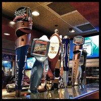 Photo taken at Applebee's Neighborhood Grill & Bar by Steven S. on 10/21/2012