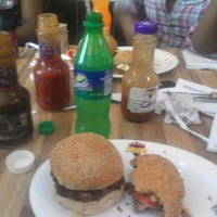Photo taken at Steers - The Mall by kibos k. on 10/3/2012