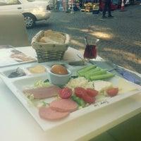 Photo taken at Emirgan Loca by Met A. on 9/9/2013