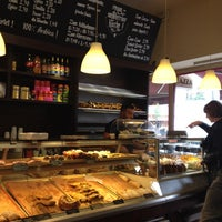 Photo taken at Bäckerei ZAZZA by Sebastian W. on 10/8/2014