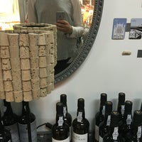 Photo taken at Bolhão Wine House by Justin C. on 6/11/2016