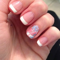 Photo taken at L`Amour Nails and Spa by Ali F. on 1/2/2014