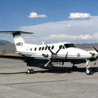 Photo taken at Atlantic Aviation ABQ by Ed H. on 6/11/2013