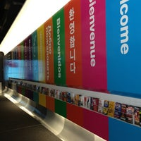 Photo taken at Official NYC Information Center by Chicke F. on 9/20/2013