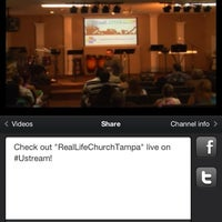 Photo taken at Real Life church by Chicke F. on 7/21/2013