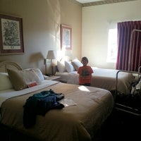 Photo taken at GuestHouse Inn & Suites Lexington by Shawn Ann G. on 11/23/2012