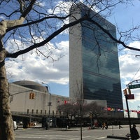 Photo taken at United Nations by Sergery S. on 3/13/2013