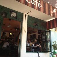 Photo taken at Village Cafe by Itzik O. on 3/24/2013