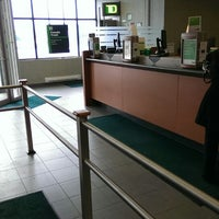 Photo taken at TD Canada Trust by Bill on 3/1/2014