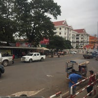 Photo taken at Vientiane Main Bus Station by Bill on 1/10/2017