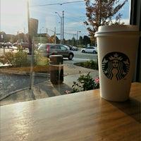 Photo taken at Starbucks by Bill on 10/5/2012