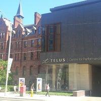 6/4/2013 tarihinde Billziyaretçi tarafından Royal Conservatory of Music'de çekilen fotoğraf