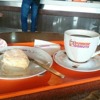 Photo taken at Dunkin' Donuts by Aniek S. on 1/17/2016