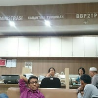 Photo taken at Kantor Pusat Penelitian Kelapa Sawit (PPKS/RISPA) by Aniek S. on 3/28/2016