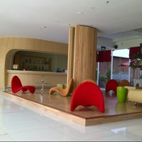 Photo taken at Hotel ibis Styles Yogyakarta by Aniek S. on 10/13/2012