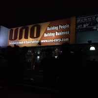 Photo taken at UNO International Corporation by Fred G. on 12/19/2013
