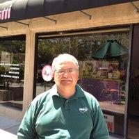Photo taken at Cafe Delatti by Richard F. on 4/28/2013