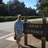 Photo taken at Woodland Branch Library by Richard F. on 4/20/2013