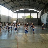 Photo taken at Colégio Monsenhor Joviniano Barreto by Samuel M. on 2/22/2013