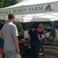 Photo taken at Durham Farmer's Market by Dawn Z. on 6/3/2013