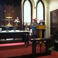 Photo taken at First United Methodist Church by First United Methodist Church on 6/12/2015