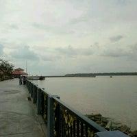 Photo taken at Tanjung Emas by Erlene L. on 2/1/2017