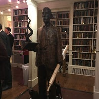 Photo taken at Providence Athenaeum by Heather H. on 3/16/2017